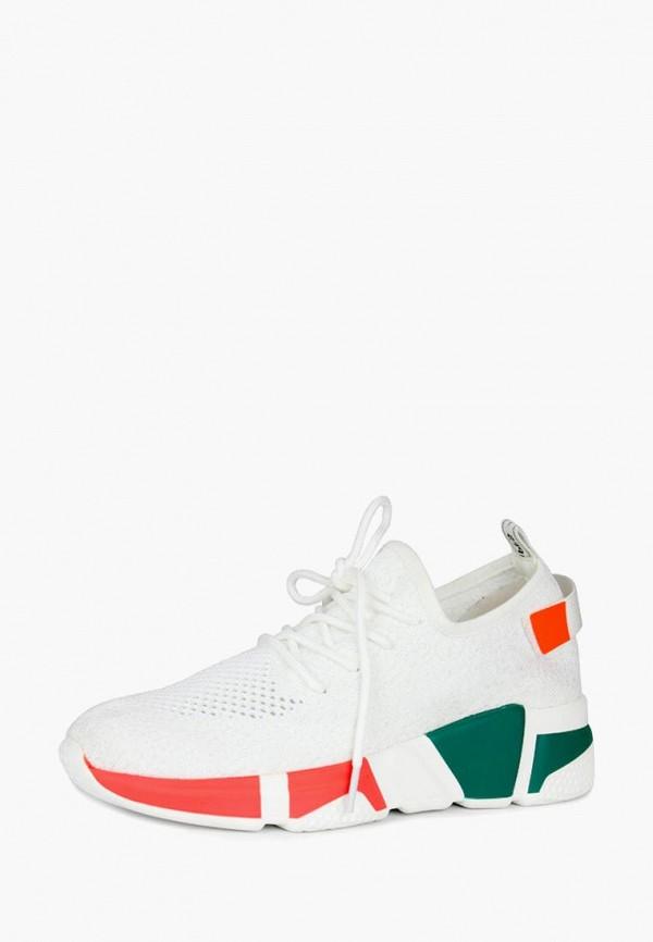 женские кроссовки belletta, белые