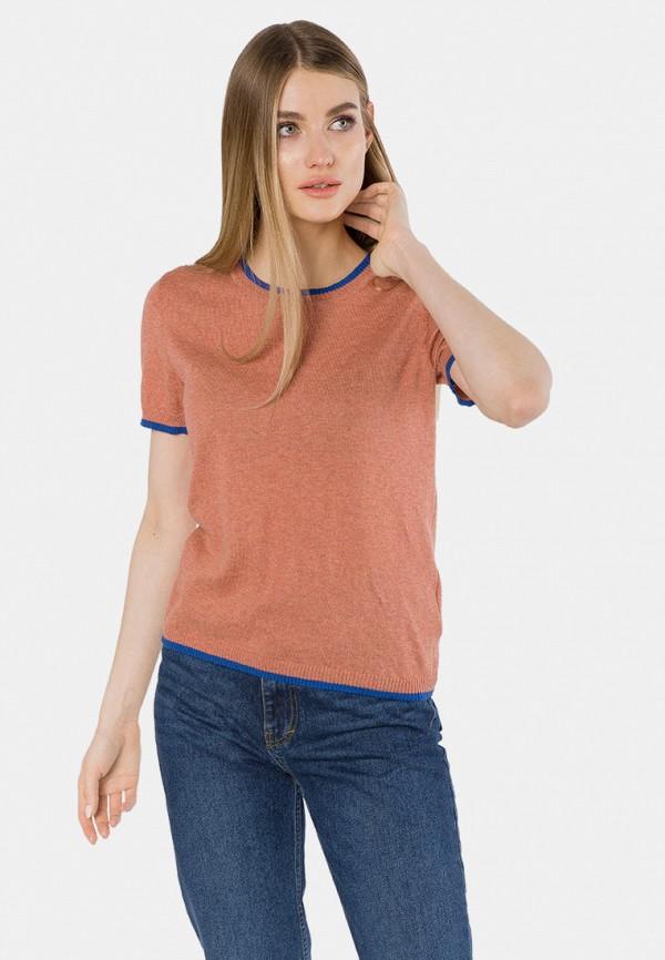 женский джемпер mr520, оранжевый