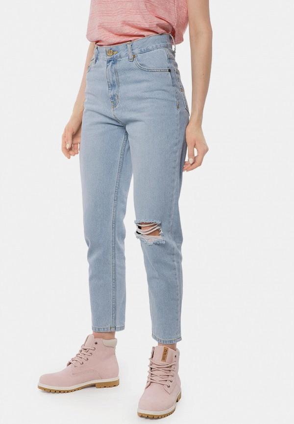 женские джинсы mr520, голубые