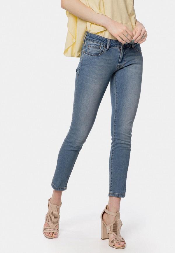 женские джинсы mr520, синие