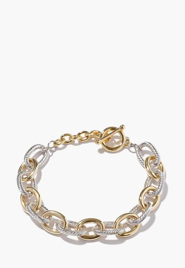 Браслет Exclaim Exclaim MP002XW1IQ4O браслеты exclaim браслет на тонкой серебряной цепочке с золотым напылением
