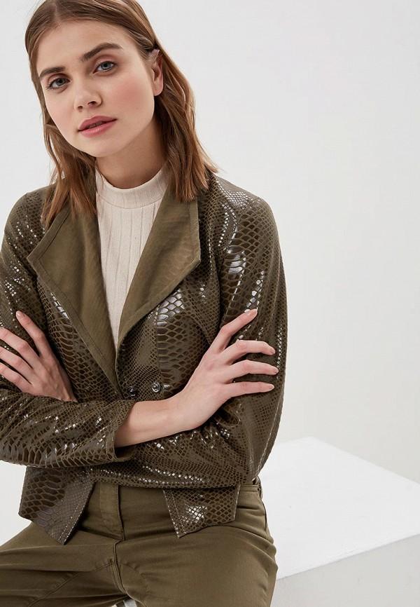 Куртка кожаная Madeleine Madeleine MP002XW1IQD4 цена 2017