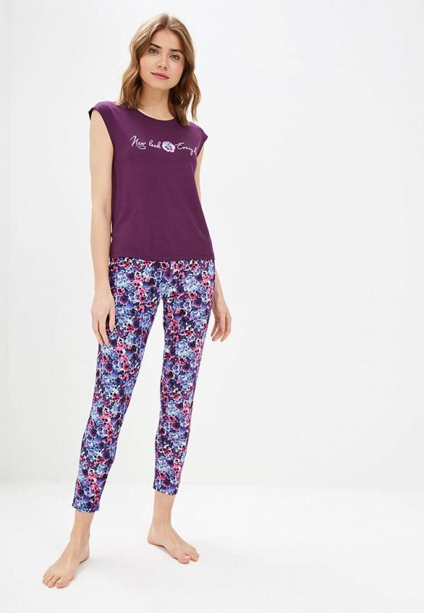 женский костюм dianida, фиолетовый