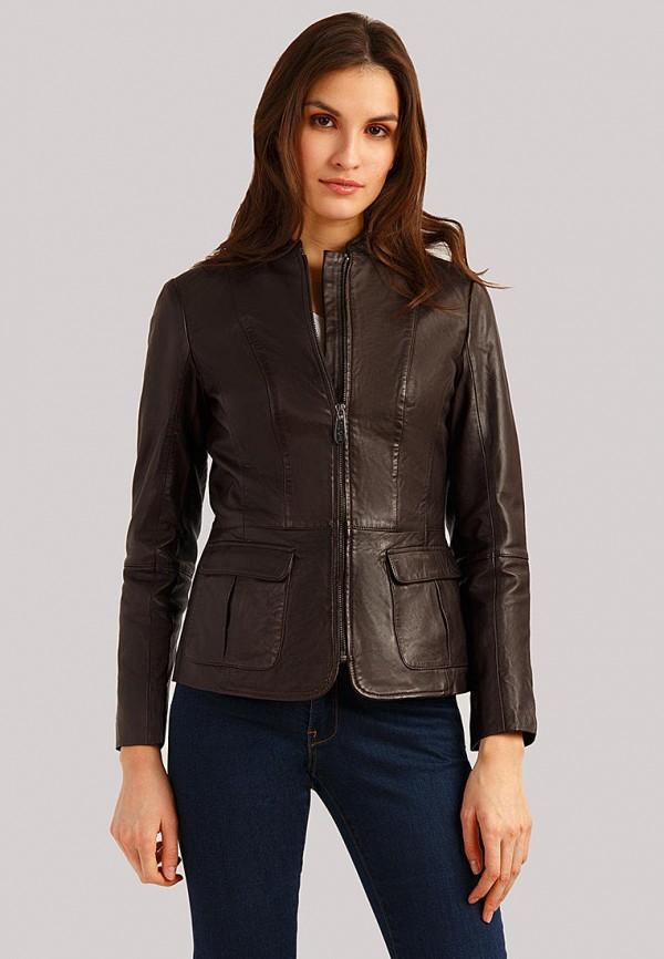 цена Куртка кожаная Finn Flare Finn Flare MP002XW1IQV6 онлайн в 2017 году