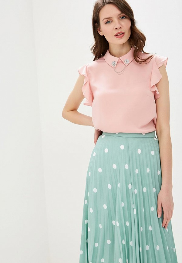 цены на Блуза Zarina Zarina MP002XW1IR7K  в интернет-магазинах