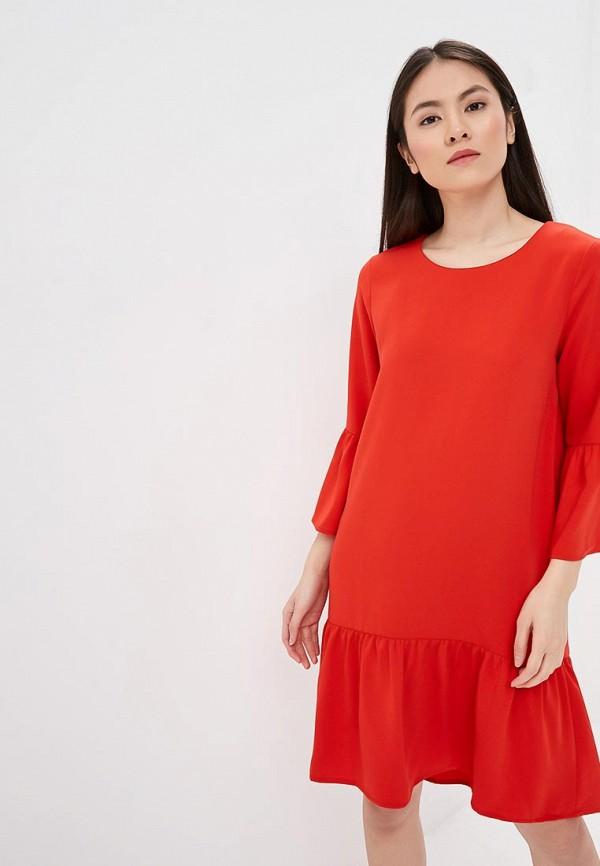 Купить Платье Valkiria, Vesna, mp002xw1iroq, красный, Весна-лето 2019