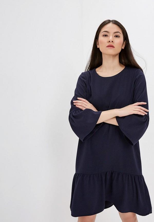 Купить Платье Valkiria, Vesna, mp002xw1iror, синий, Весна-лето 2019