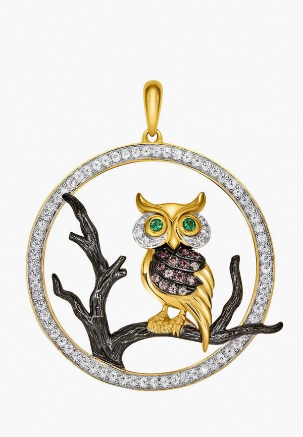 Кулон Valtera Valtera MPJWLXW000BC женский кулон jv золотой кулон с бриллиантами и полудраг камнями aas p2864 mc yg