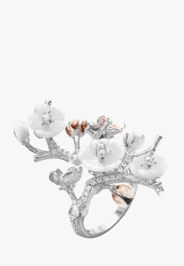 Кольцо из серебра 925 пробы Серебро России Серебро России MPJWLXW000GF кольцо серебро с хризопразом галос скнхз 9333 квм