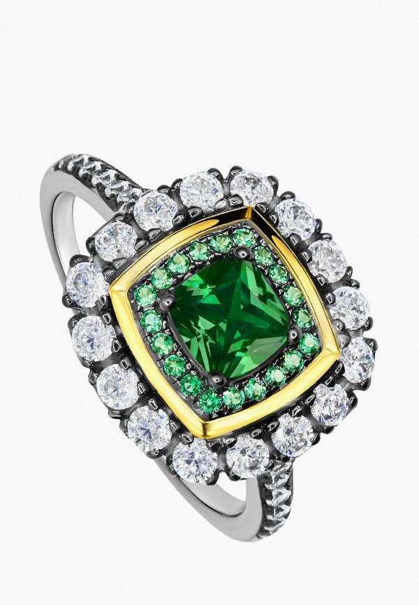 Кольцо Valtera Valtera MPJWLXW000HH coolsir серебряный зеленый