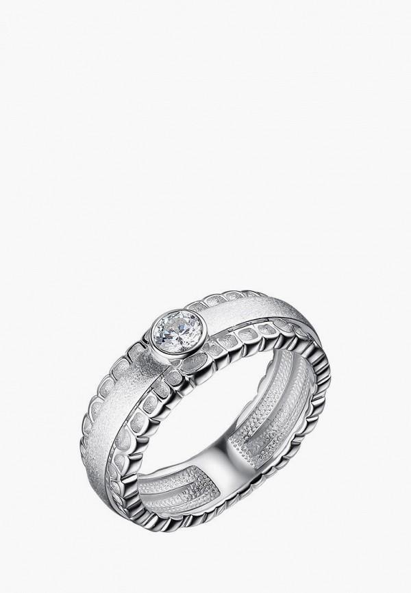 Кольцо Алькор серебрянного цвета