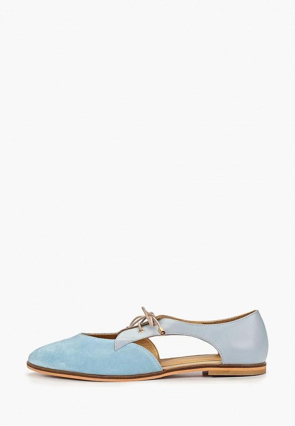Туфли с открытой стопой Ms Lorettini