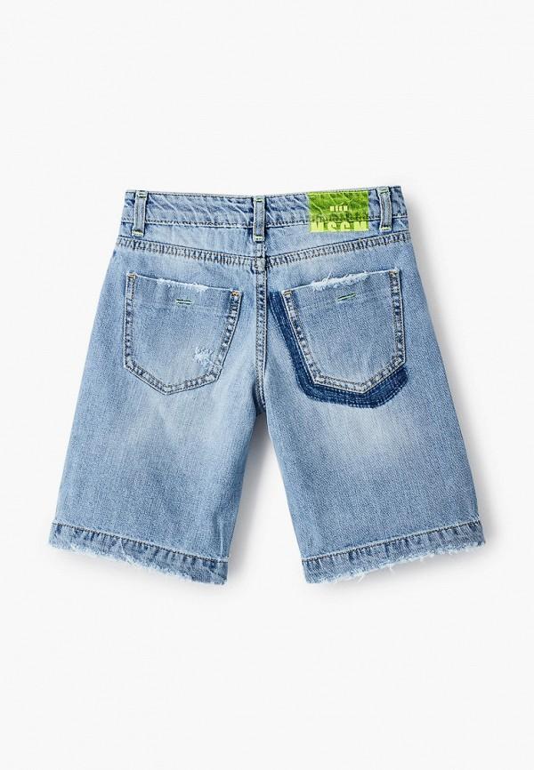 Шорты для мальчика джинсовые MSGM Kids MS027601 Фото 2
