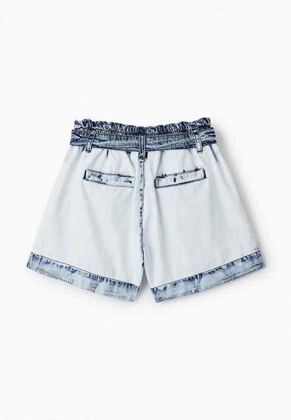 Шорты для девочки джинсовые MSGM Kids MS026807 Фото 2
