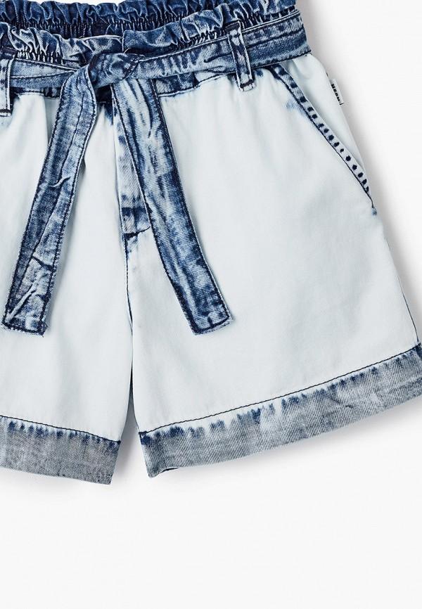 Шорты для девочки джинсовые MSGM Kids MS026807 Фото 3