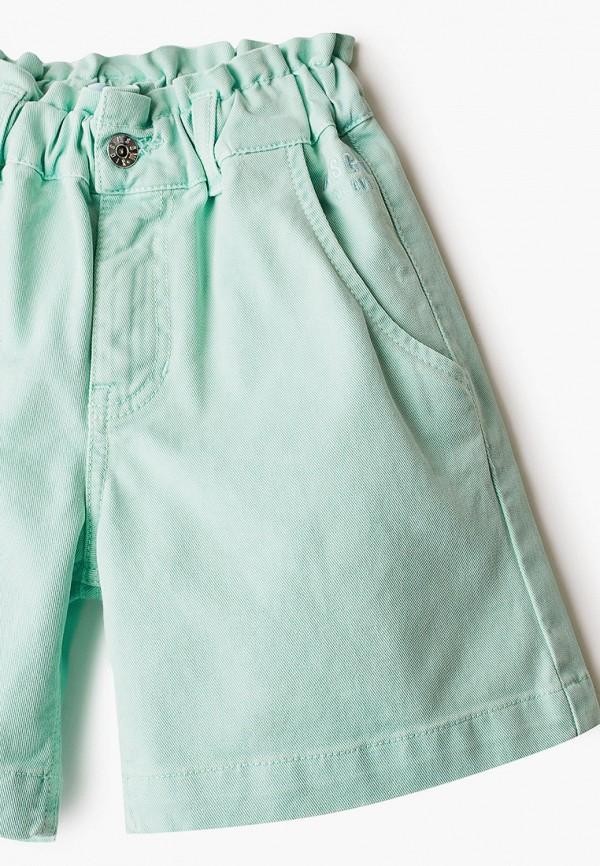 Шорты для девочки джинсовые MSGM Kids MS027066 Фото 3