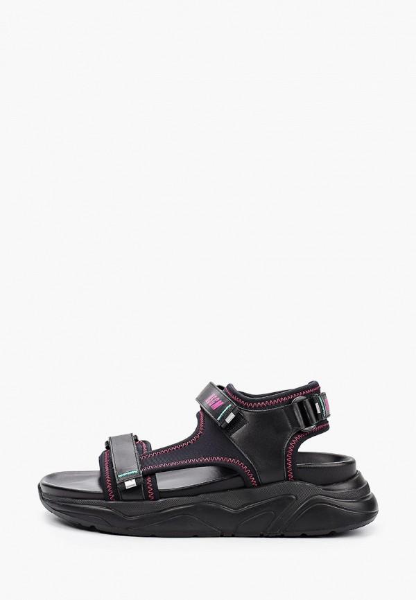 женские сандалии msgm