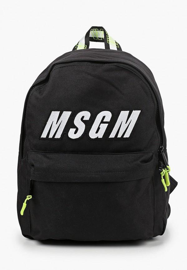 рюкзак msgm малыши, черный