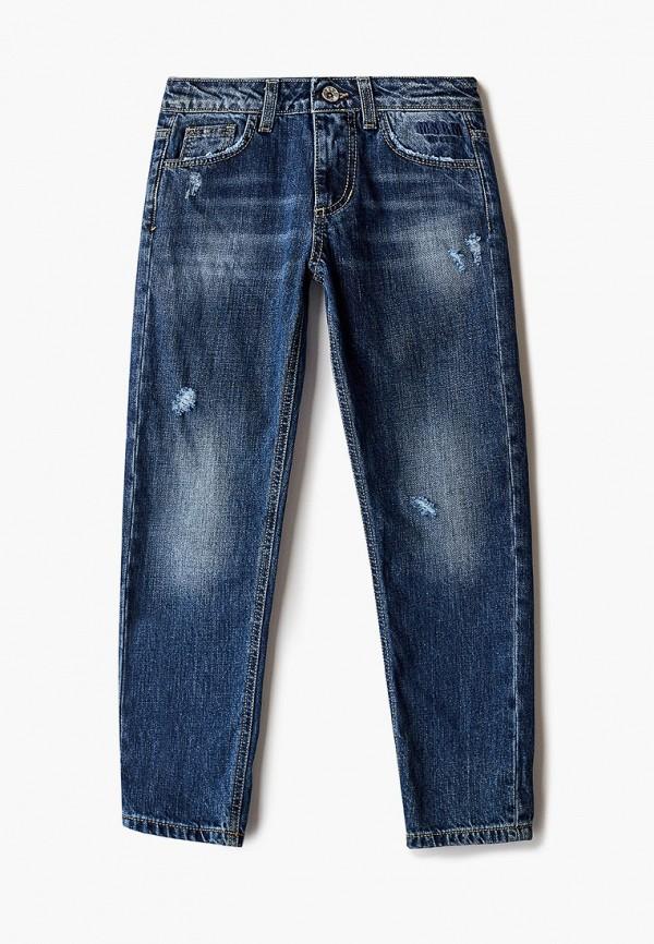 джинсы msgm для мальчика, синие