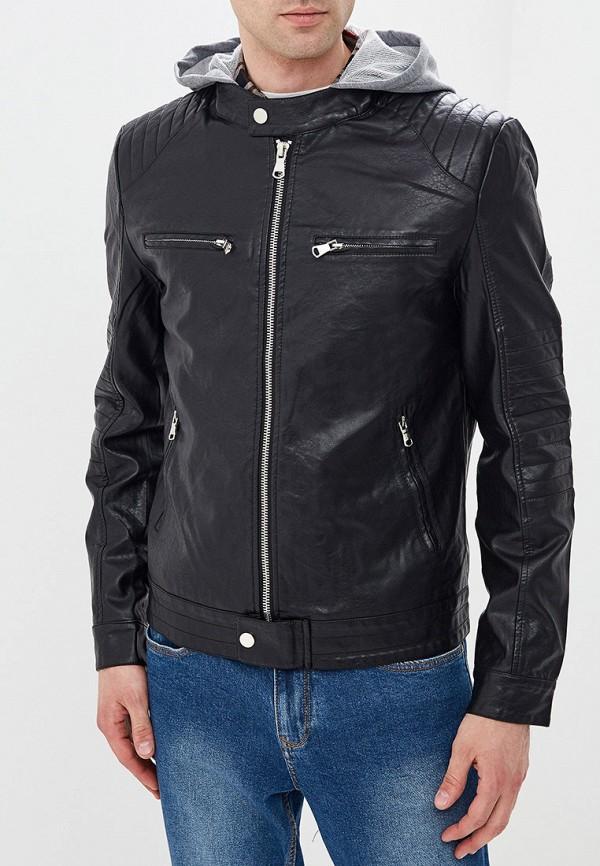 Куртка кожаная MTX MTX MT002EMFHJP8 куртка утепленная mtx mtx mt002ewcnvi1