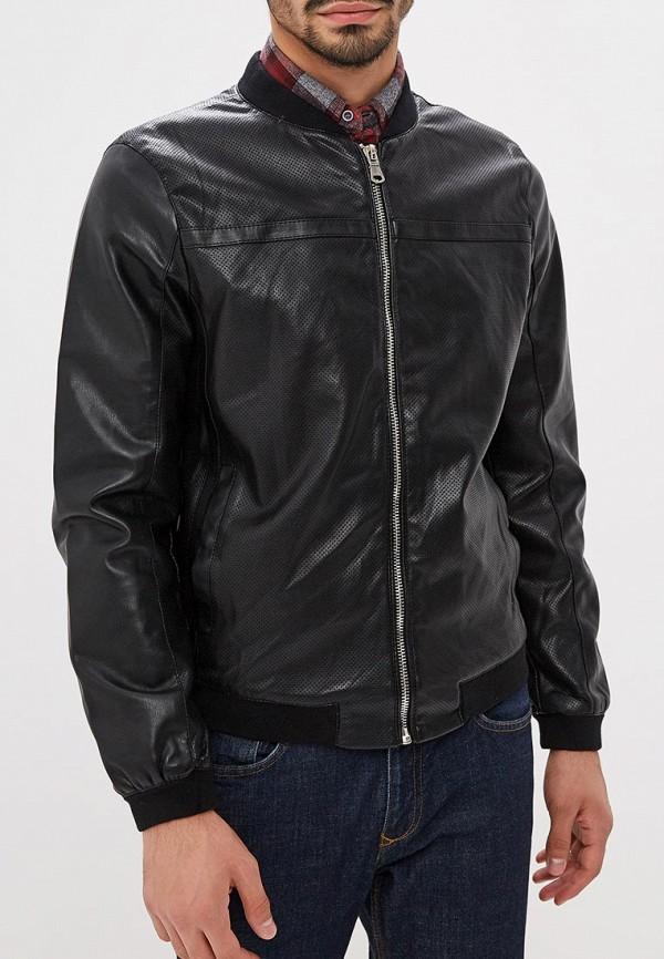 Купить Куртка кожаная MTX, mt002ewcnve9, черный, Осень-зима 2018/2019