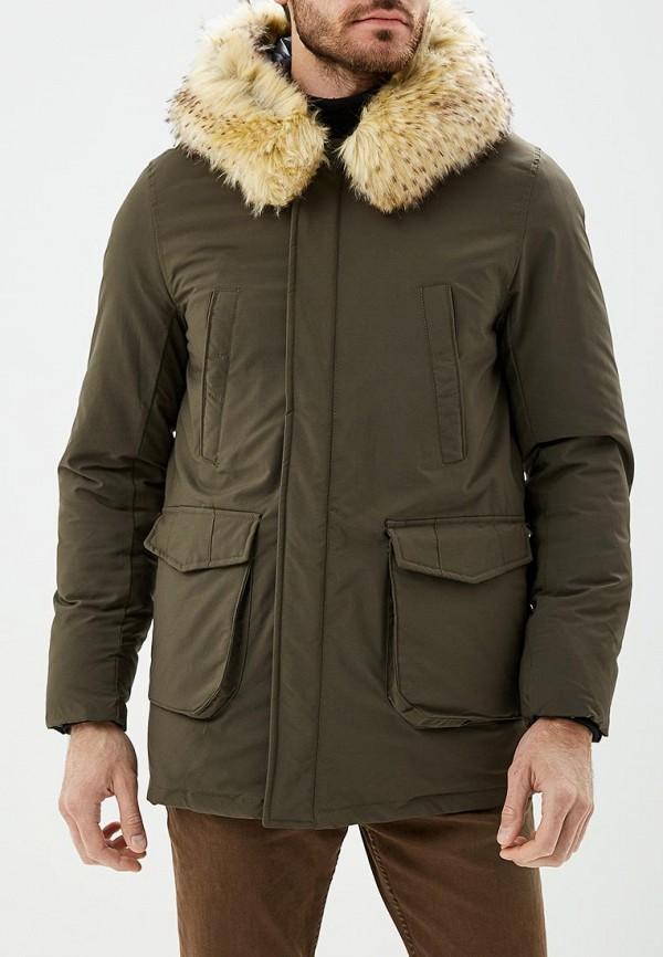 Купить Куртка утепленная MTX, MT002EWCNVF6, хаки, Осень-зима 2018/2019