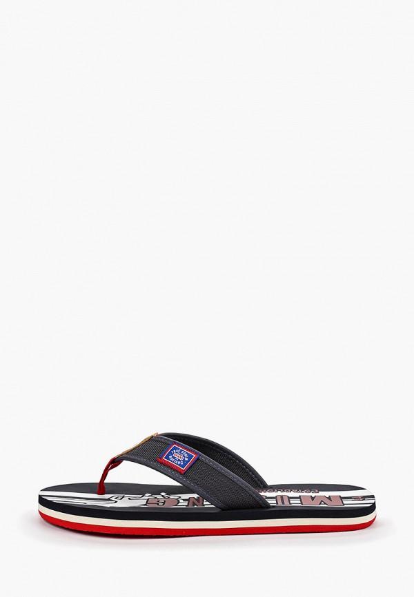Сланцы Mustang Mustang MU454AMEIRY6 футболка женская mustang цвет светло серый 1005500 4141 размер xs 40