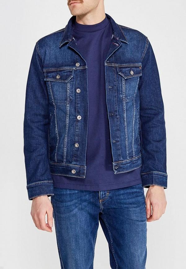Куртка джинсовая Mustang Mustang MU454EMABIB3