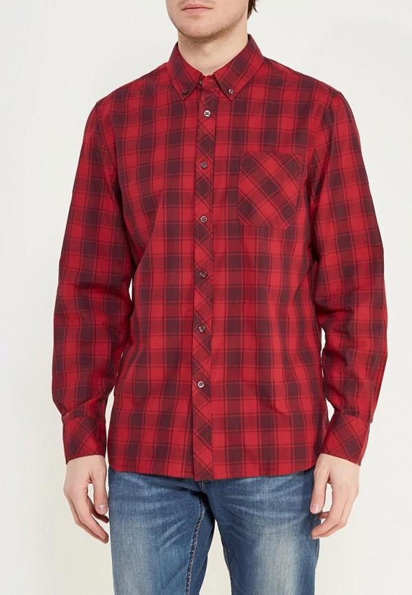 Купить Рубашка Mustang, MU454EMABIB8, бордовый, Весна-лето 2018