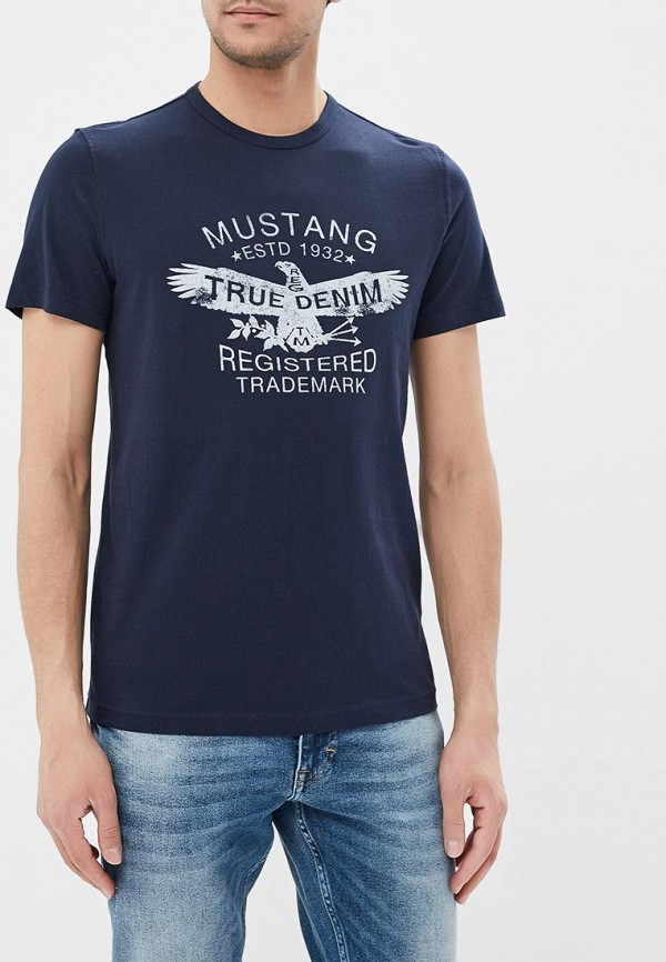 Футболка Mustang Mustang MU454EMABJV9 футболка mustang mustang mu454emxqo51