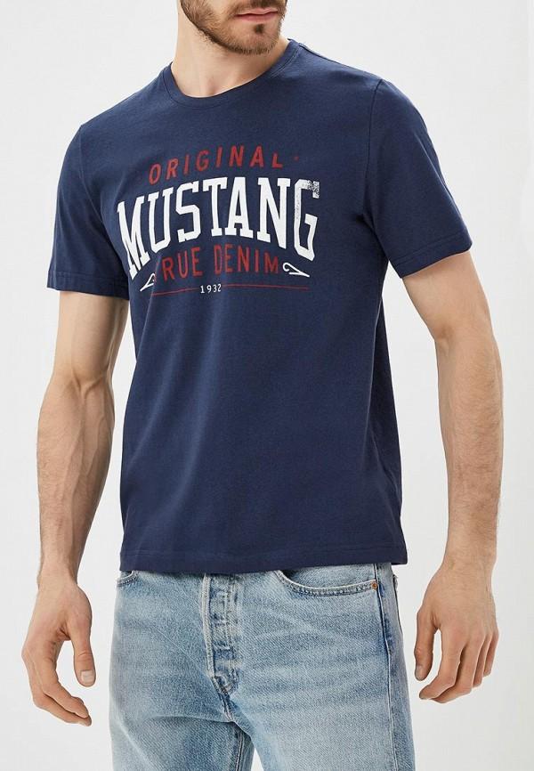 Футболка Mustang Mustang MU454EMABJZ6 футболка mustang mustang mu454emxqo51