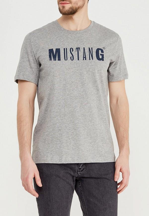 Футболка Mustang Mustang MU454EMAGMC1 forward mustang