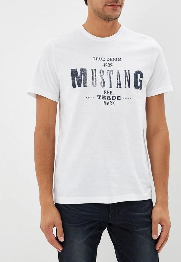 Футболка Mustang Mustang MU454EMCJRW9 forward mustang