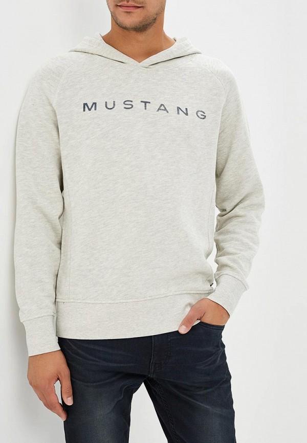 Худи Mustang Mustang MU454EMCJRY9 худи print bar ford mustang shelby gt500 [шредер]