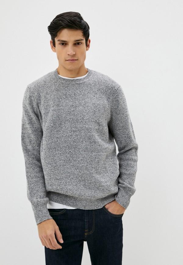 мужской джемпер mustang, серый