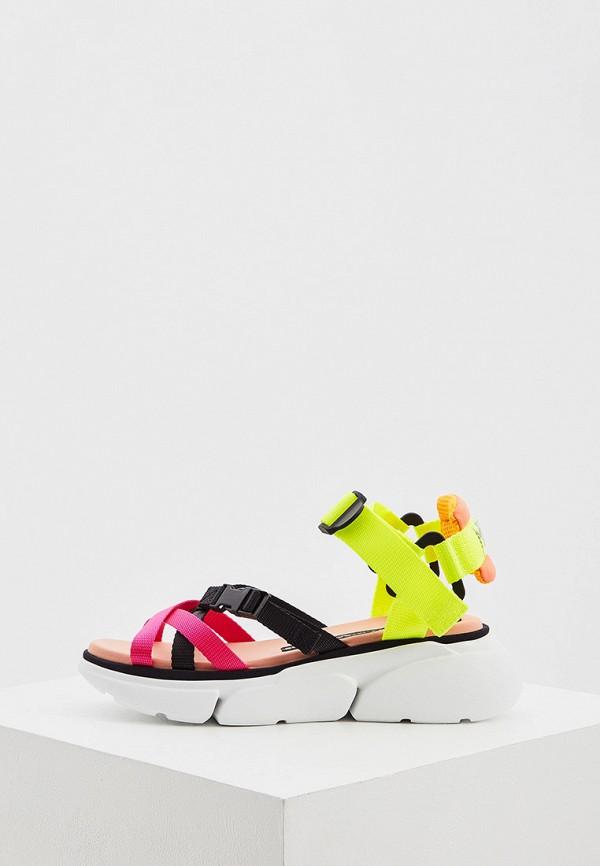 женские сандалии my grey, разноцветные