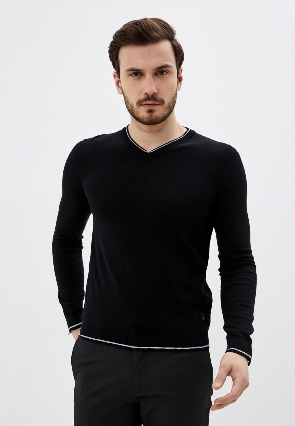 мужской пуловер twinset milano, черный