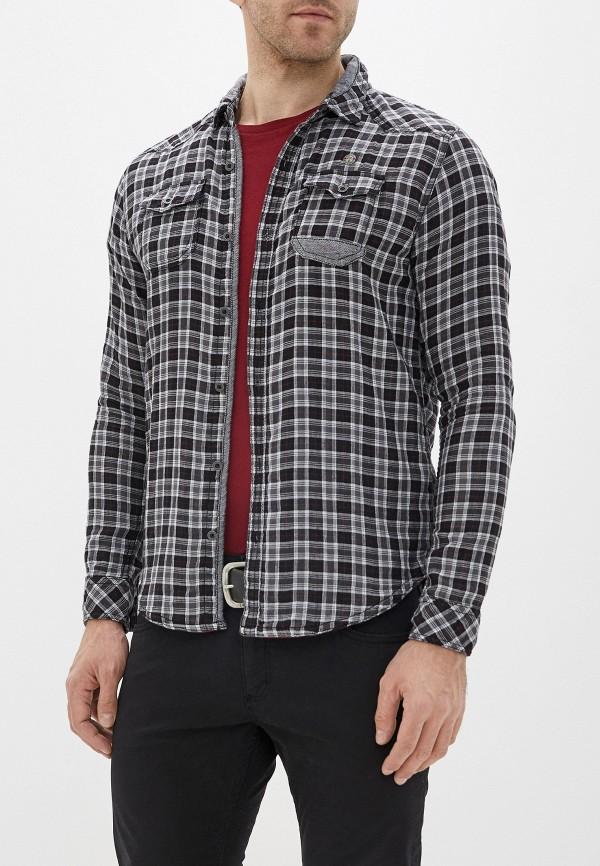 мужская рубашка с длинным рукавом mz72, разноцветная