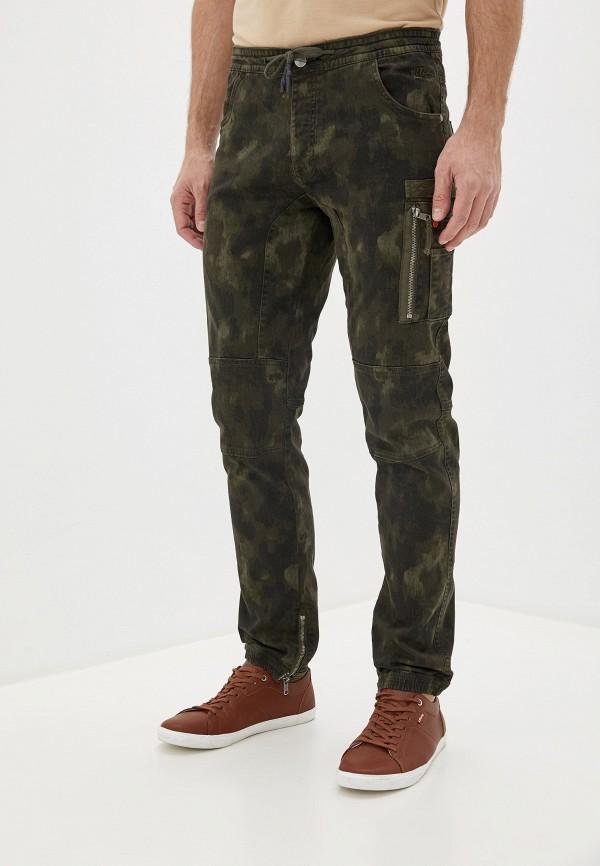 мужские зауженные брюки mz72, хаки