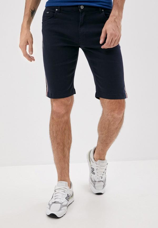 мужские повседневные шорты mz72, синие