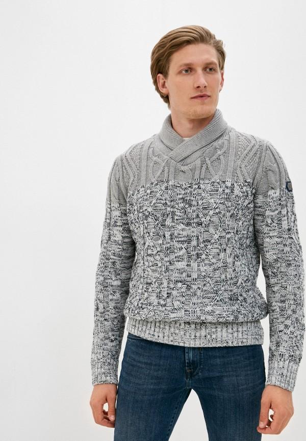 мужской свитер mz72, синий