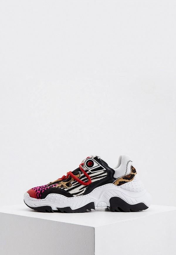 женские кроссовки n21, разноцветные
