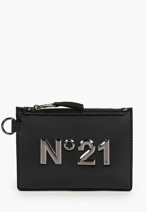 сумка n21 для девочки, черная