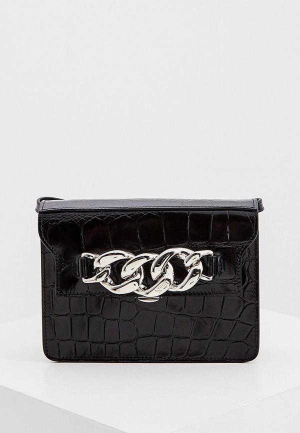 женская сумка n21, черная