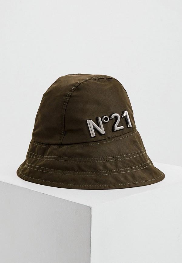 мужская панама n21, хаки