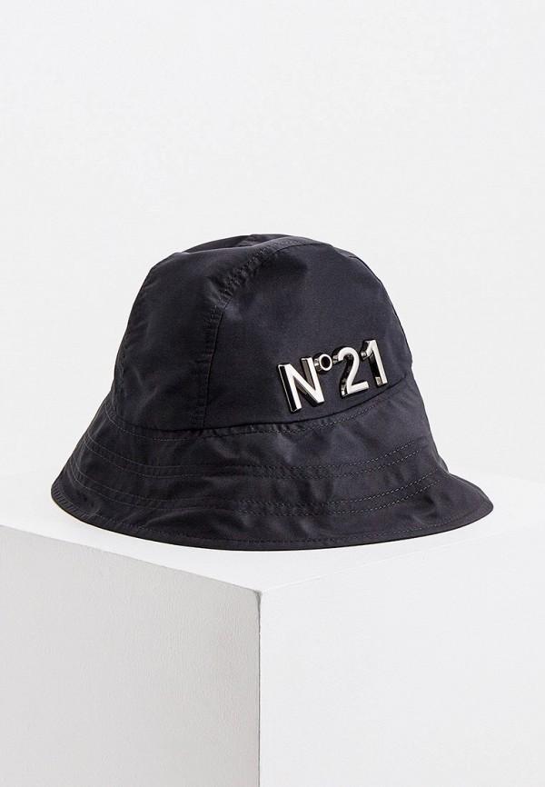 мужская панама n21, черная