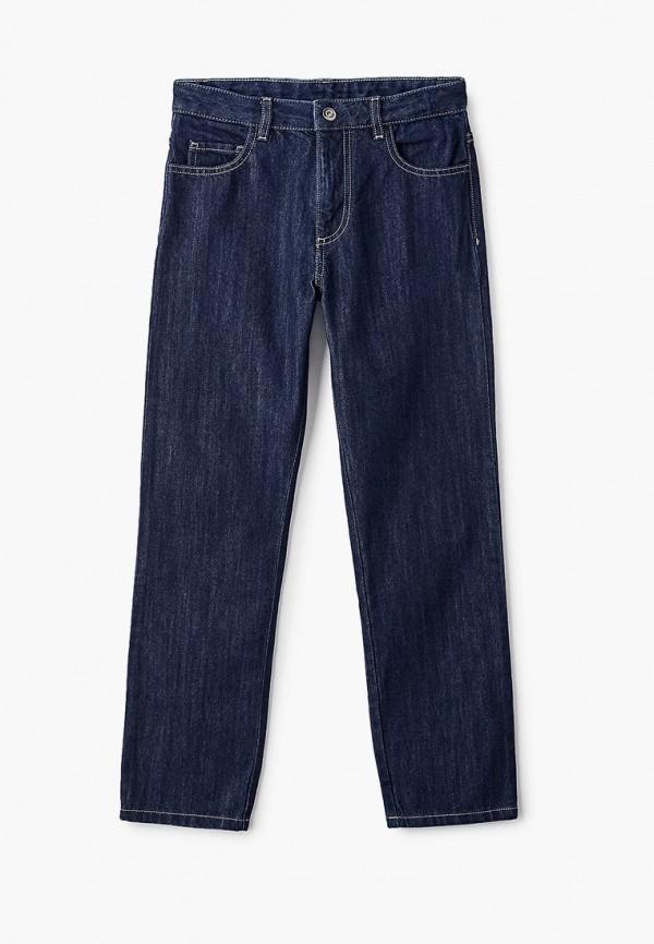 джинсы n21 для мальчика, синие