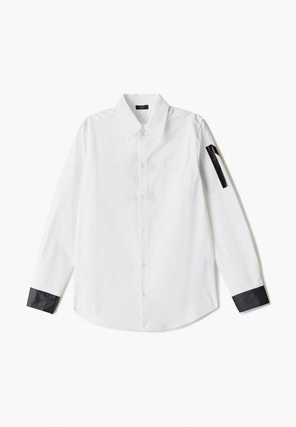рубашка n21 для мальчика, белая