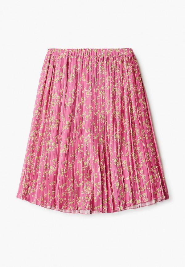 юбка n21 для девочки, розовая