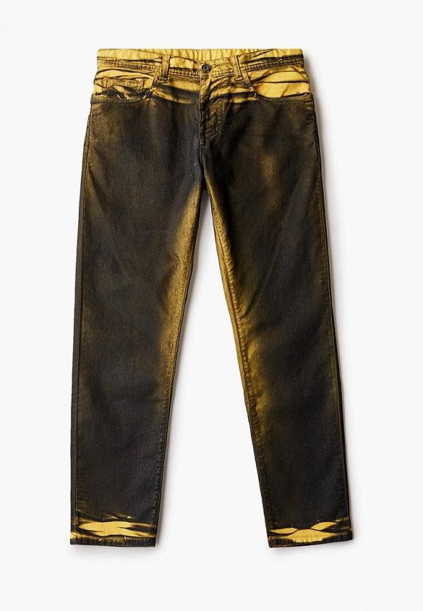 джинсы n21 для девочки, черные